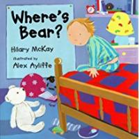 Picture book about a boy and a lost bear