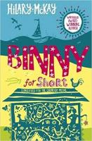 The first book about Binny and co.